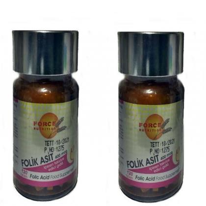force-nutrition-folik-asit-400-mcg-120-tablets-2-kutu--force22289766